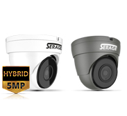 5MP TVI Cameras