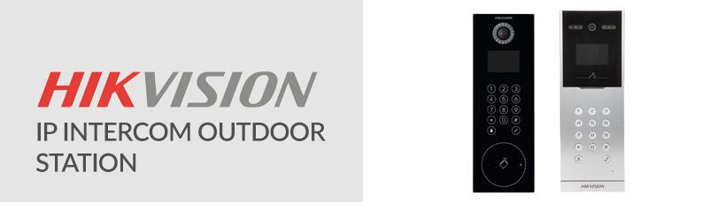IP INTERCOM OUTDOOR STATION