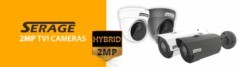 2MP TVI Cameras