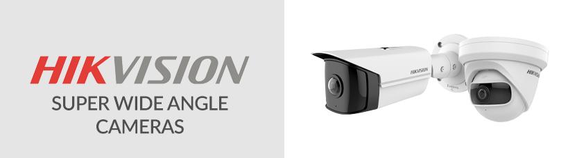 Super Wide Angle Cameras