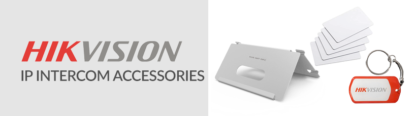 IP INTERCOM ACCESSORIES
