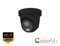 DS-2CD2347G1-LU/B (2.8mm) - 4MP Black ColorVu Fixed Turret Network Camera