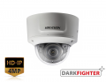 DS-2CD2745FWD-IZS - 4MP Motorized Vari-focal Lens Dome Camera with IR