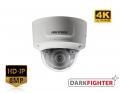 DS-2CD2785G0-IZS- 8MP IR Varifocal Network Camera