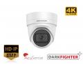 DS-2CD2H86G2-IZS - 8MP AcuSense EXIR Motorised Varifocal Turret Network Camera