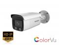 DS-2CD2T47G1-L (4mm) - 4MP ColorVu Fixed Bullet Network Camera