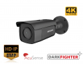 DS-2CD2T86G2-2I/B (2.8mm) - 8MP Black IR Fixed Bullet Network Camera