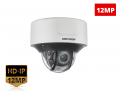 DS-2CD55C5G0-IZHS - 12MP IR VarifocalDome Network Camera