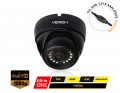 RV612UNI/B - VEROX 4 in 1 Vandal-proof Eyeball Black Camera