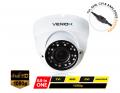 RV896UNI/W - VEROX 4 in 1 Vandal-proof Eyeball White Camera