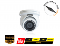 SR222UNI - SERAGE 4 in 1 Vandal-proof Eyeball Mini Camera