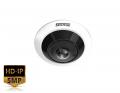 SRFN5UFO - 5MP Fisheye IP Camera