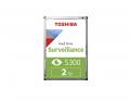 TS2TB - 2TB S300 Surveillance Toshiba HDD