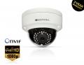 VD6454 - VIDEOTEKNIKA 2MP IP Dome CCTV Camera