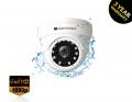 VT612UNI/W - VIDEOTEKNIKA 2MP 4in1 Vandal-proof Eyeball White Camera