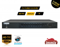 VT704TVI - VIDEOTEKNIKA 4 Channel Full HD TVI 1080p Standalone DVR