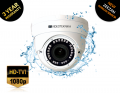 VT896TVI/W - VIDEOTEKNIKA 2MP TVI HD+ Eyeball White Camera